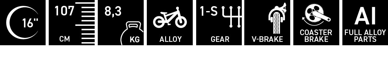 Facts für niXe alloy 16