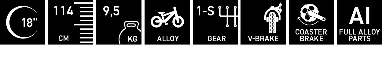 Facts für niXe alloy 18