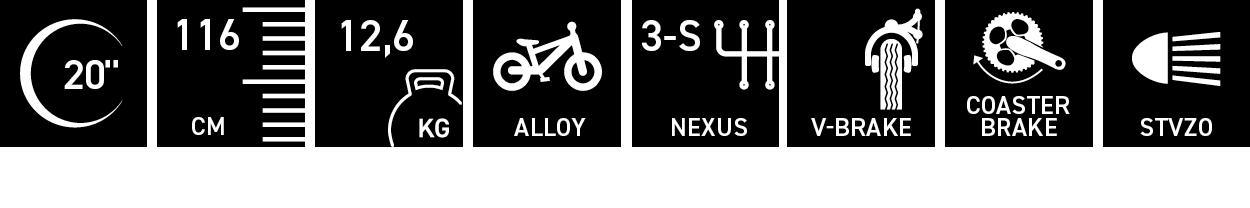 Facts für chiX alloy 20